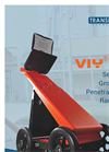 Catalogue of VIY3 Ground Penetrating Radars