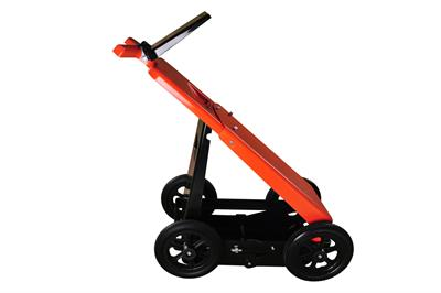 GPR Handcart - Model Cart-36 - Foldable Cart