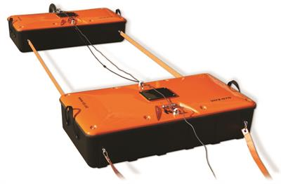 Ground Penetrating Radar - Model VIY3-070 - 70 MHz, up to 30 meters depth