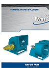 Airfoil - Model BAE-DW - Centrifugal Fan Brochure