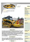 Eco - Model SS - Mulchers for Skid-Steers Brochure