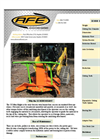 Model SS - Mini Might Mulchers for Skid Steers Brochure