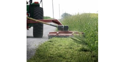 Rhino - Model MDB130  - Mechanically Driven Ditch Bank Mower
