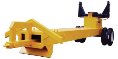 Model DT-2600 - Delimber Trailer