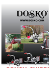 Dosko - Brush Chipper Brochure