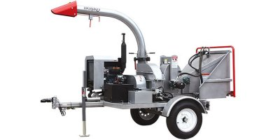 Dosko - Model 510SD-9-30KD - 9 Electric Start Brush Chipper