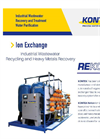 Rekon - Ion Exchange Brochure