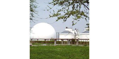 TECON - Standard Biogas Storage Systems