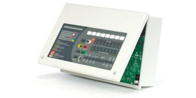 Furkan - Model C-TEC CFP-702E - 2 Zone Fire Alarm Control Panel