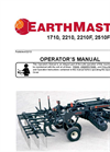EarthMaster - Model 10 Series - Tillage Equipment Brochure