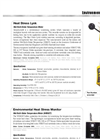 Environmental Monitoring Products Brochure (PDF 474 KB)