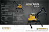 KNUCKLE - Model XL-345 - Boom Loader Brochure