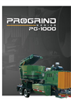 Model PG-1000 - Wood Waste Recycling Equipment Brochure