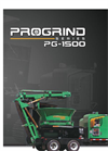 Model PG-1500 - Wood Waste Recycling Equipment Brochure