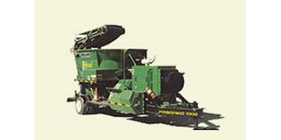 Model PG-1000 - Wood Waste Recycling Equipment