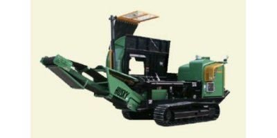Model PG-1500 - Wood Waste Recycling Equipment