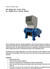DJE - PC 15Kw - 45 Kw - Medium Granulator - Brochure