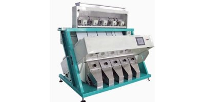 DJE - Model CCD - Colour Plastic Sorting Systems