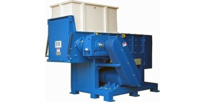 DJE - Model SSS Series - Single Shaft Shredders