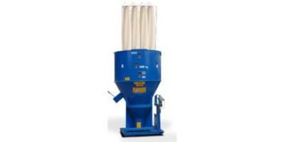 Model PMP-1  - Heavy Duty Feed Mixers with Vertical Feeders