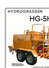 Model HG-5H3 - Hydro-Jet Agitation System Brochure