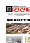 Badalini - Model MC - Cultivators Brochure