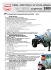 Model 3300L - Slurry Tanker Brochure