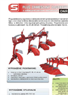 Mounted Plow with Spring Security Brochure