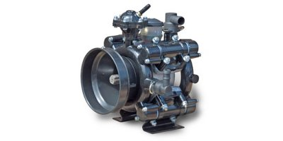TORNADO  - Model PPT140 - Diaphragm Pump