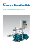 Calpeda - BS Series - Pressure Boosting Sets Brochure
