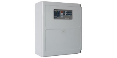 ALPHA - Model 2 - 2 Zones Fire Detection Conventional Panel