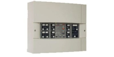ALPHA  - Model 4/8/12 - 12 Zones Fire Detection Conventional Panel