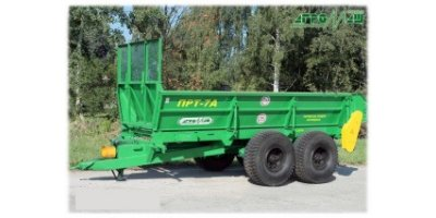 Model PRT-7A - Manure Spreader