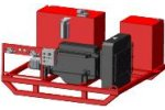 Crisafulli - Diesel Hydraulic Power Unit - Skid Mounted