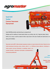 BM Series - Trailed Seed Drill  Brochure