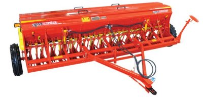 Agromaster - Model BM Series - Seed Drill with Double Disc