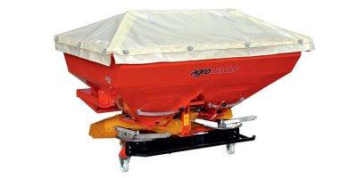 Agromaster FIRTINA - Model 900, 1200 and 1500 - Mounted Fertilizers Spreaders