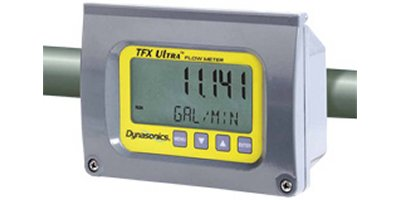 Dynasonics - Model TFX Ultra Series - Ultrasonic Flow Meter