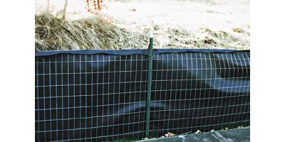 BMP Supplies - Wire Back Silt Fence
