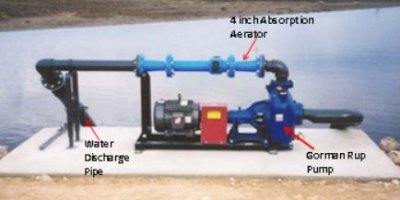Absorption Aerator System