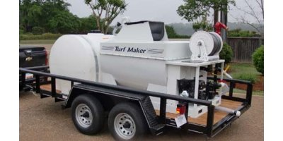 Turfmaker  - Model 390 - Hydroseeder Machine