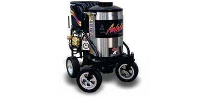 AaLadin - Model 13-14 Series - SS - Portable Pressure Washers