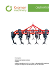 Vertical Spring and Horizontal Spring Cultivator Brochure