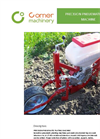 Precision Pneuematic Planting Machine Brochure