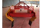 Model SS2  - Two Rows Onion Harvester with Complete Pallet System