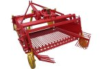 Model PS2 CE - Two Rows Potato Harvester Machine with Complete Sieve System