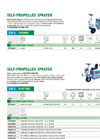 Model 200L - Self Propelled Sprayers Brochure