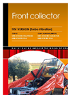 Agromelca - Model VAA-XT10TRV Series - High Performance Collector - Brochure