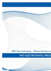 BETH - Wet-Electrostatic Precipitator - Brochure