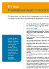 Enhesa Audit Protocols Flyer